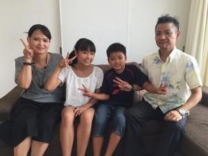 あったはると君・家族写真2