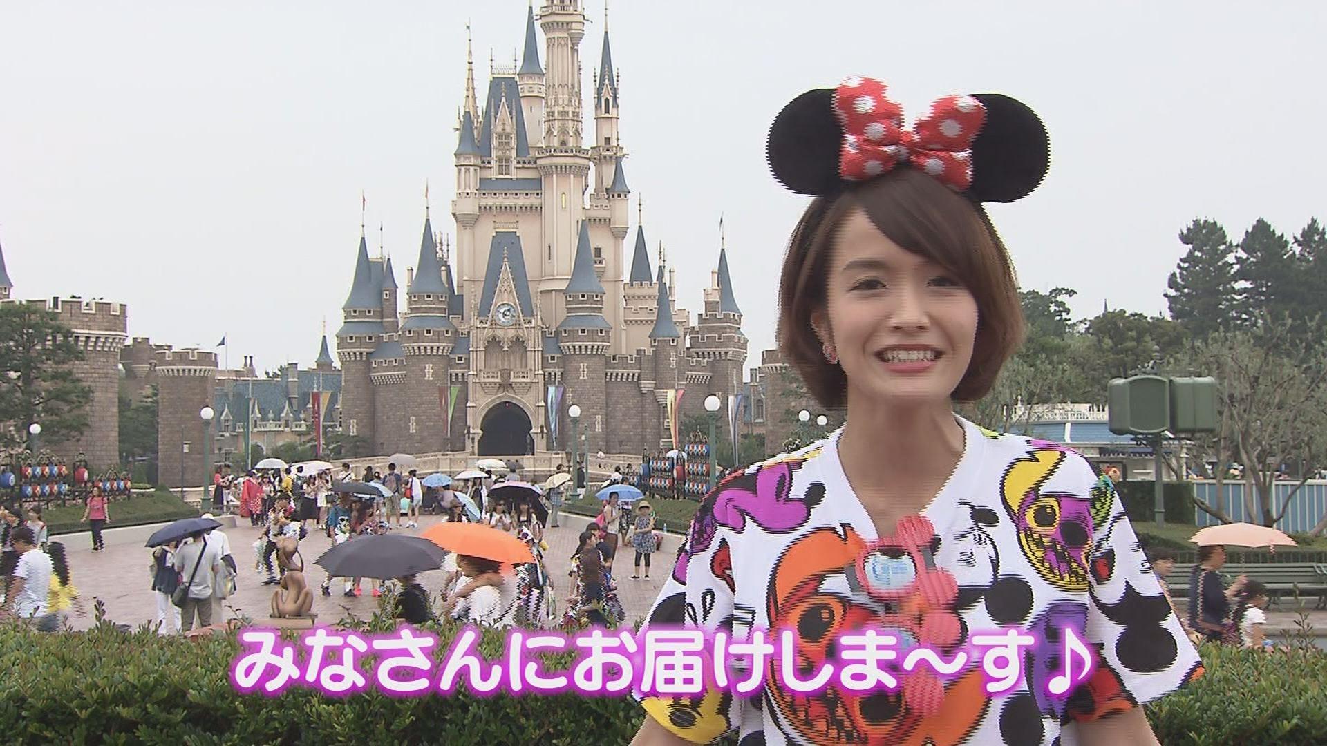 7月25日の沖縄bon!!:ミニコーナー「夏休み!!東京ディズニーリゾートの