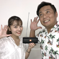 ワイドFM沖野、田久保