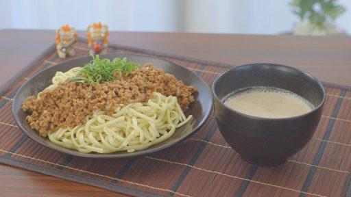 第8話~豆乳ゴマだれ つけ麺~