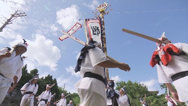 写真 ダイドーグループ日本の祭り 西表島の節祭