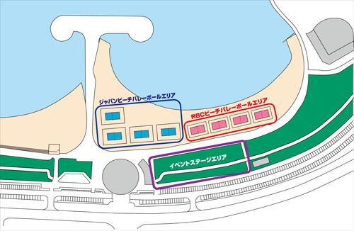 JVB会場地図