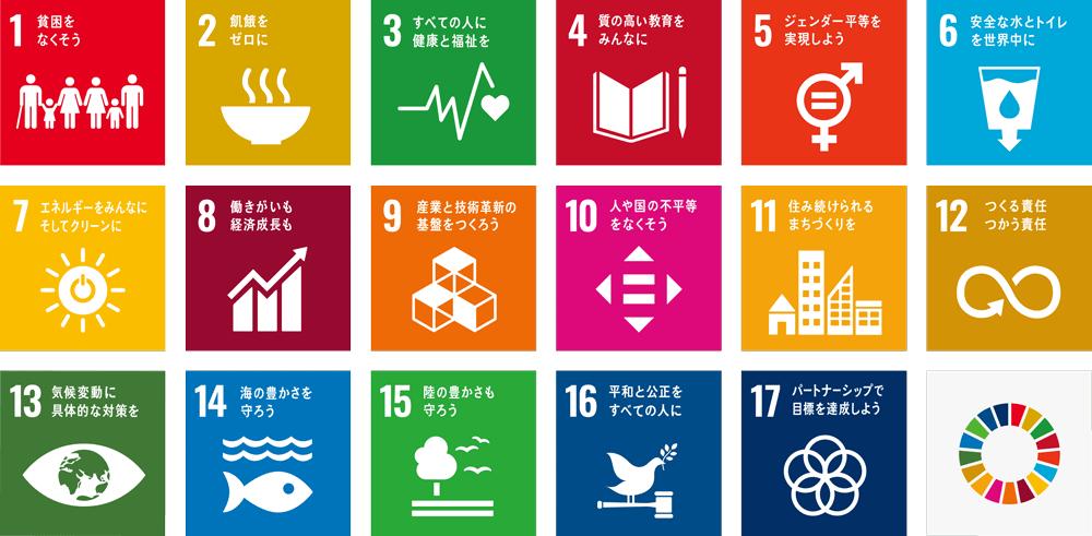 SDGs17goals